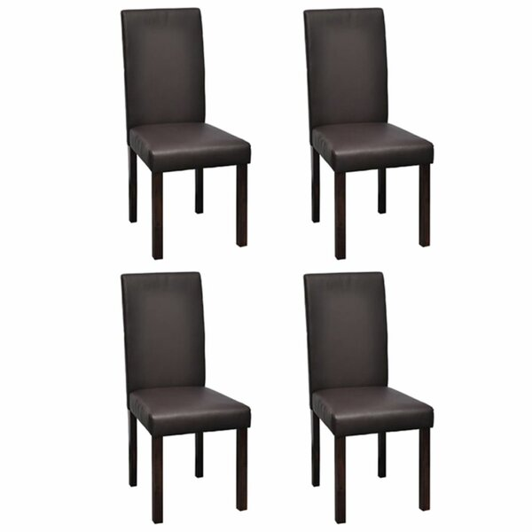 Rosita Upholstered Dining Chair (Set of 4) by Ebern Designs