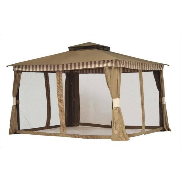 Replacement Canopy for Idlewood Gazebo by Sunjoy