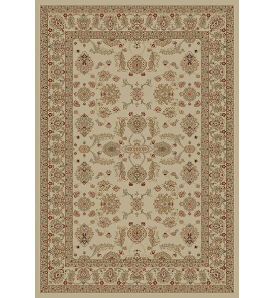 Jewel Antep Ivory Area Rug by Threadbind