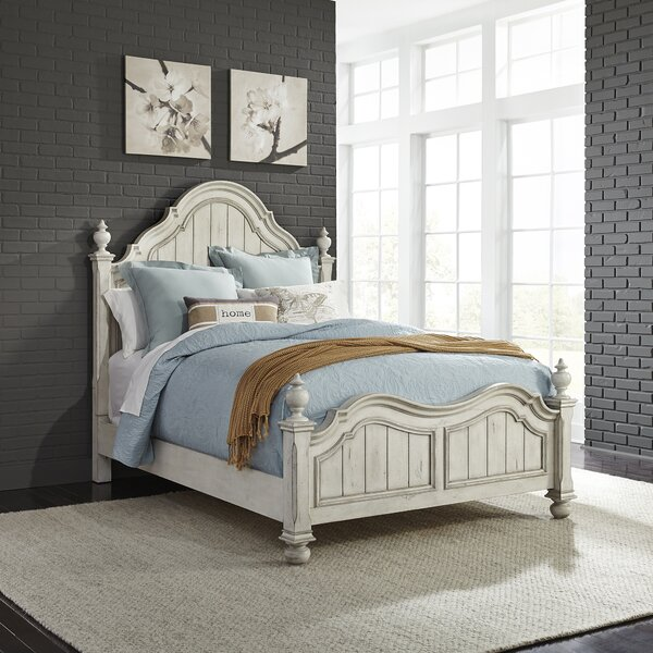 Toni Panel Configurable Bedroom Set by One Allium Way
