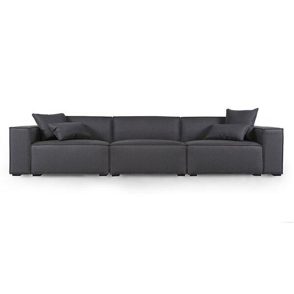 Savana Modular Sofa by Orren Ellis