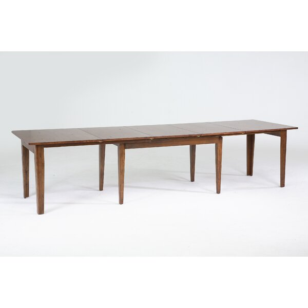 Bargain Birchley Solid Wood Dining Table By World Menagerie Purchase