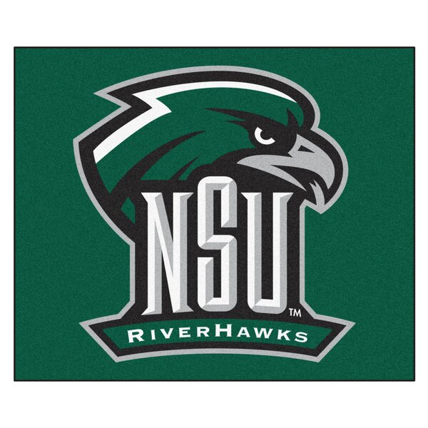 NCAA Northeastern State University Tailgater Doormat by FANMATS
