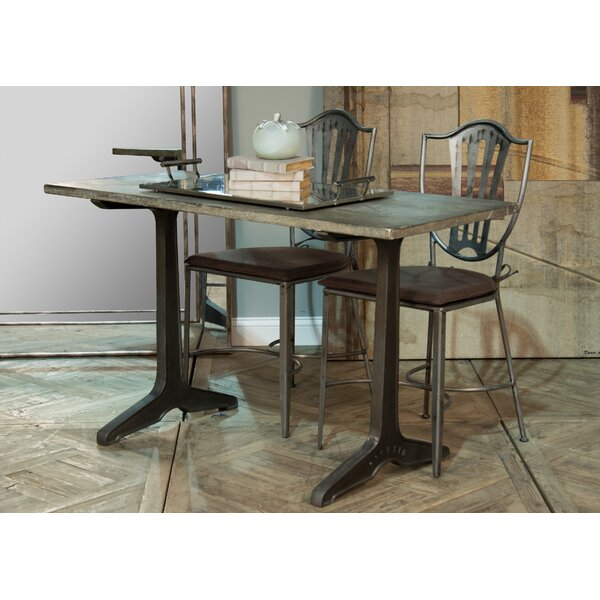 Nordic Wall Coffee Table by Sarreid Ltd