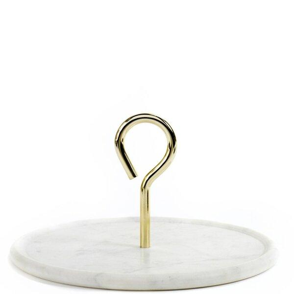 Ravinia Marble Platter by Latitude Run