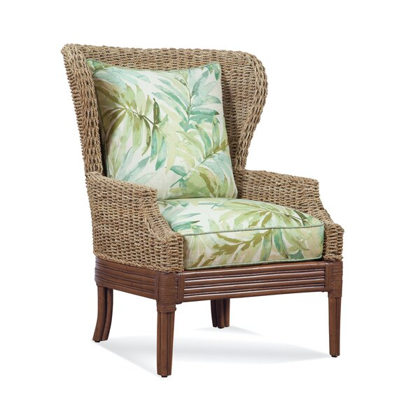 Bridgetown Wingback Chair by Braxton Culler