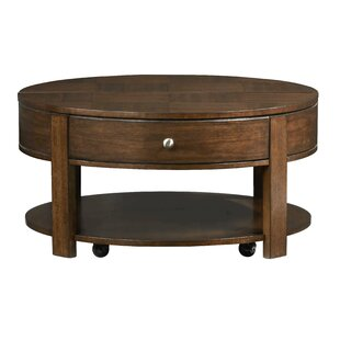 Leda Lift Top Coffee Table with Storage