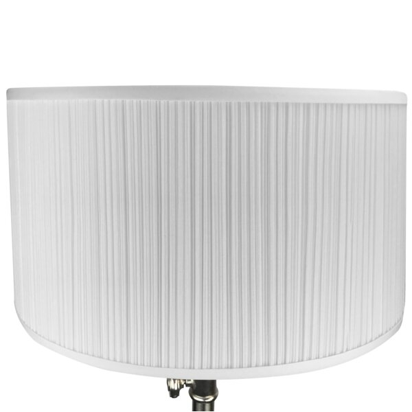 17 Linen Drum Lamp Shade by Fenchel Shades