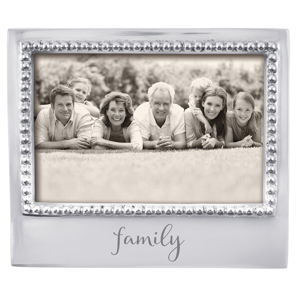 Expressions Family Picture Frame by Mariposa