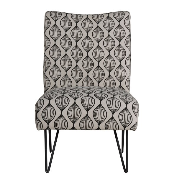 Firkins Slipper Chair by Wrought Studio