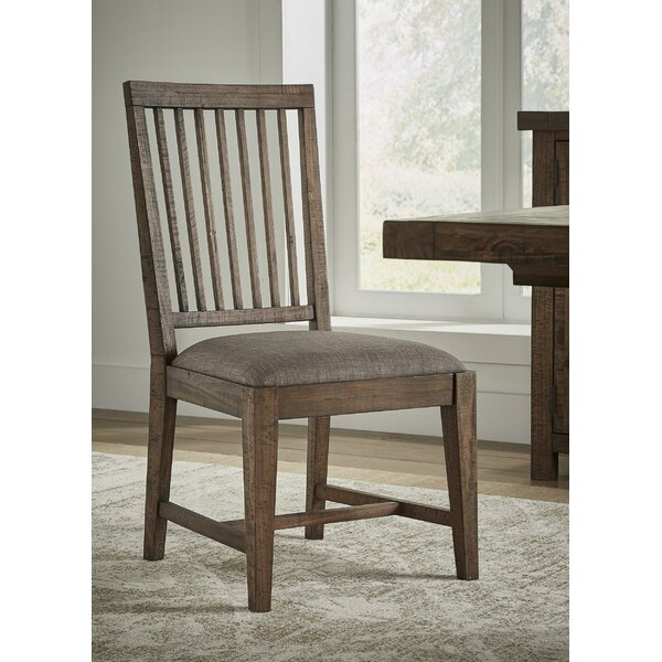 Orosco Solid Wood Dining Chair by Williston Forge