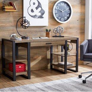 Read Reviews Theodulus Computer Desk ByMercury Row