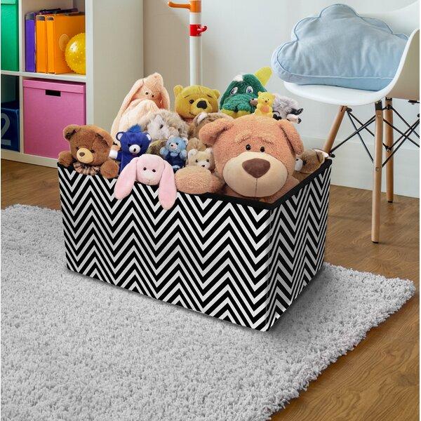 Gilligan Storage Ottoman by Ebern Designs