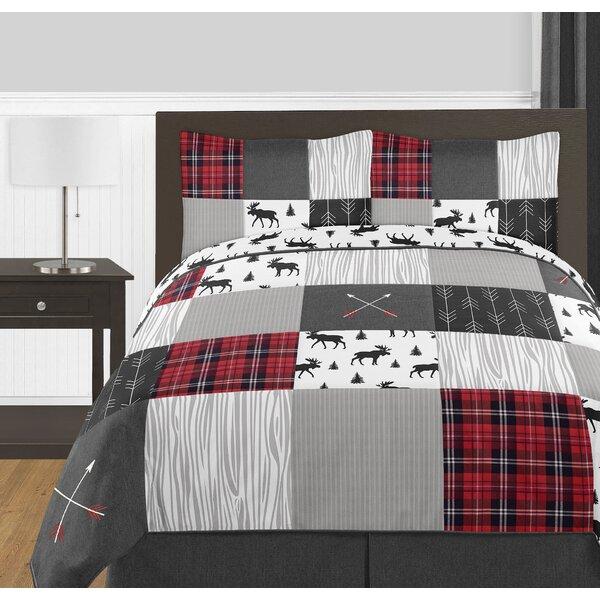Rustic 3 Piece Reversible Comforter Collection by Sweet Jojo Designs