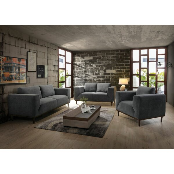 Destrey Configurable Living Room Set by 17 Stories