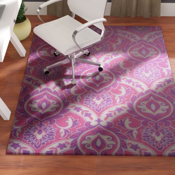 Audry Pink Area Rug by Latitude Run