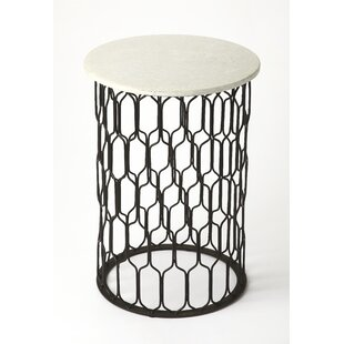 Duneane End Table by Gracie Oaks