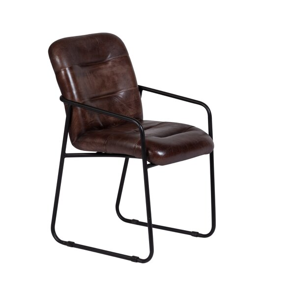Arnone Upholstered Dining Chair by Foundry Select