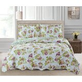 Ginder 3 Piece Reversible Quilt Set by August Grove®