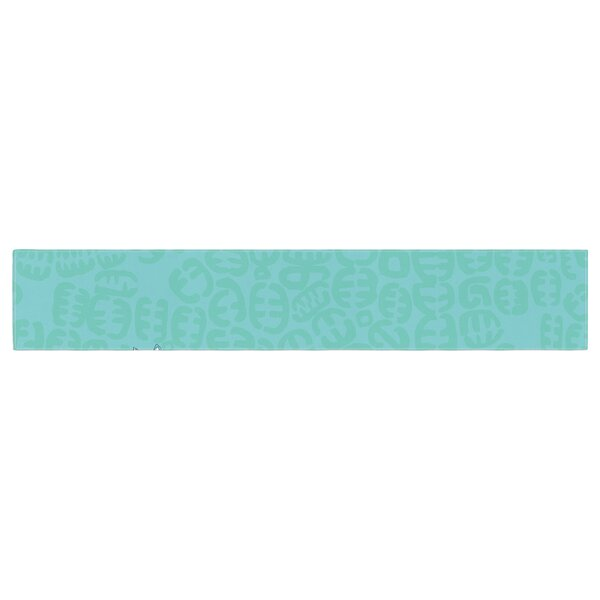 Theresa Giolzetti Oliver Table Runner by East Urban Home