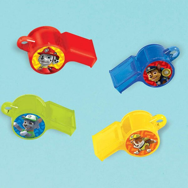 12 Piece Paw Patrol Plastic Disposable Set [NA]