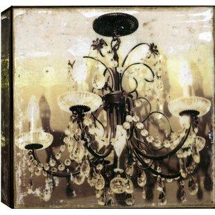 Chandelieru0027 By Christina Lovisa Wall Art On Wrapped Canvas