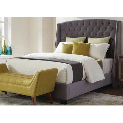 Ada Upholstered Standard Bed by Darby Home Co