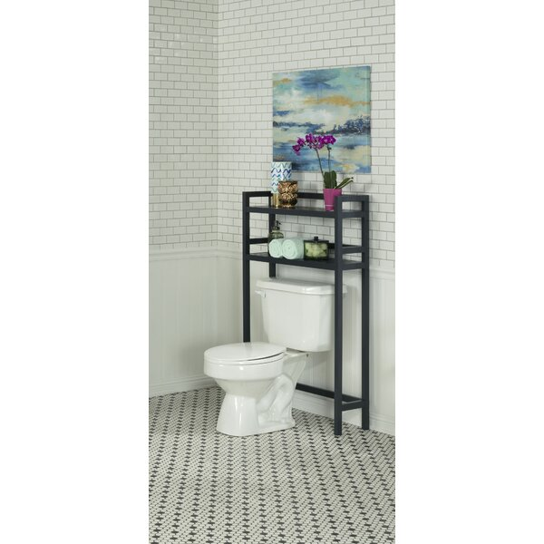 Corte 28.25 W x 48 H Over the Toilet Storage by Charlton Home