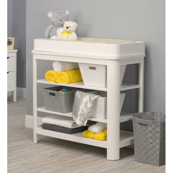 Chandler Changing Table with Topper by Sorelle