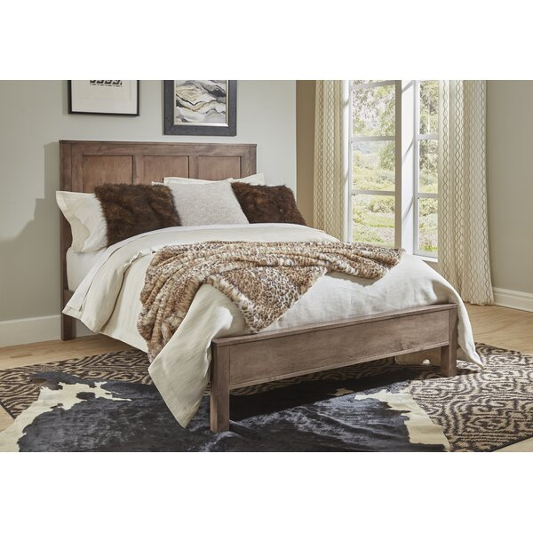 Mccalla Standard Bed by Millwood Pines