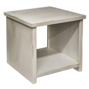Purington End Table by August Grove