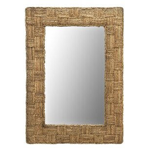 Kouboo Checquered Wall Mirror