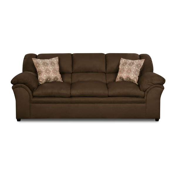 Simmons Upholstery Beasley Sofa by Alcott Hill