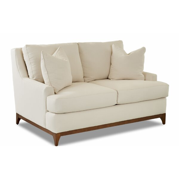 Best Reviews Kaylyn Loveseat by Wayfair Custom Upholstery by Wayfair Custom Upholstery��