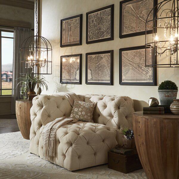 Laussat Modular Sectional by Charlton Home Charlton Home
