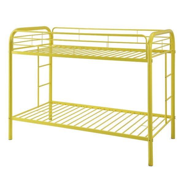 Crediton Twin Over Twin Bunk Bed by Zoomie Kids