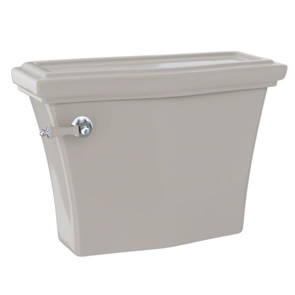 Eco Clayton® E-Max® Dual Flush Toilet Tank by Toto