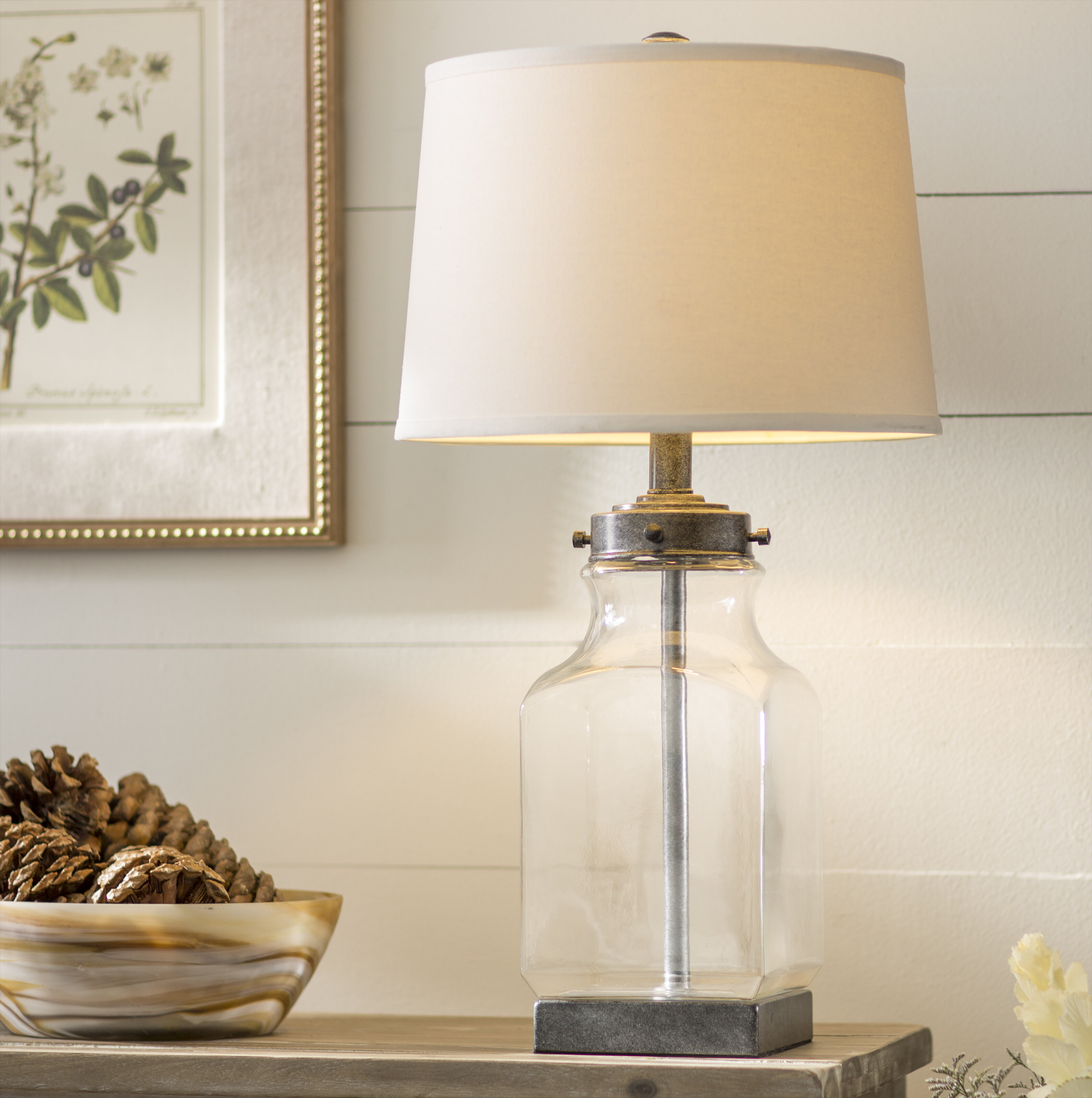 How to arrange the lamps