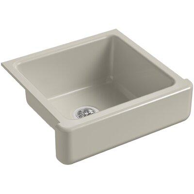 Bowl Sink Under Mount Single Sandbar photo