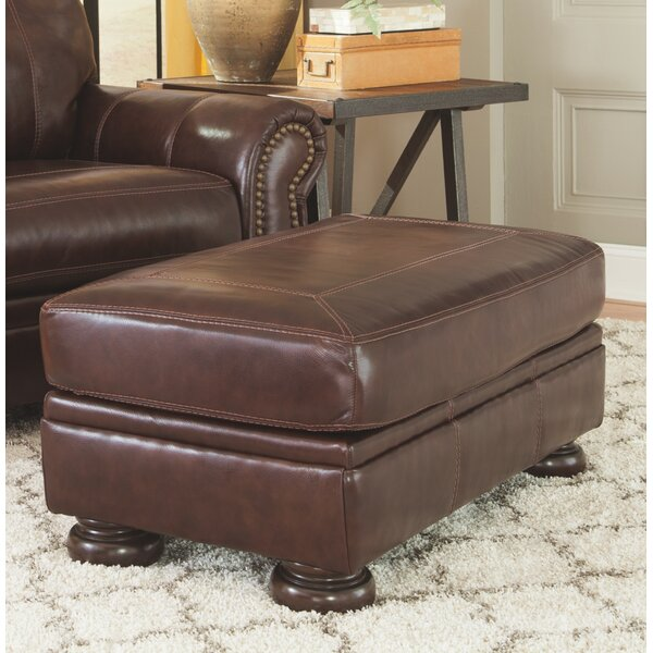 Ryan Ottoman by Trent Austin Design