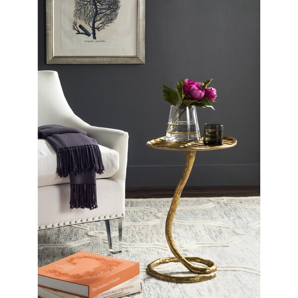 Leif Figurine End Table By Willa Arlo Interiors