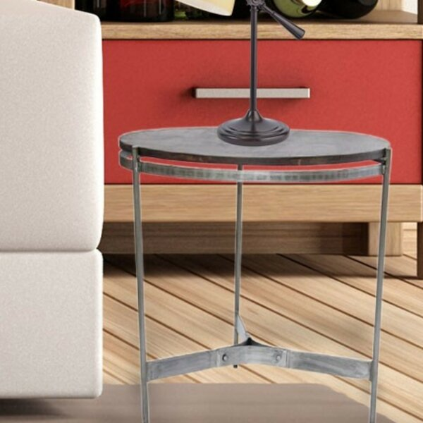 Shannan End Table by Williston Forge