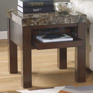 Buy luxury Hetton End Table ByFleur De Lis Living
