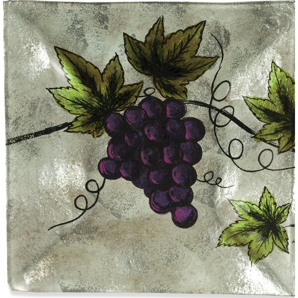 Shayla Square Plate (Set of 3) by Winston Porter