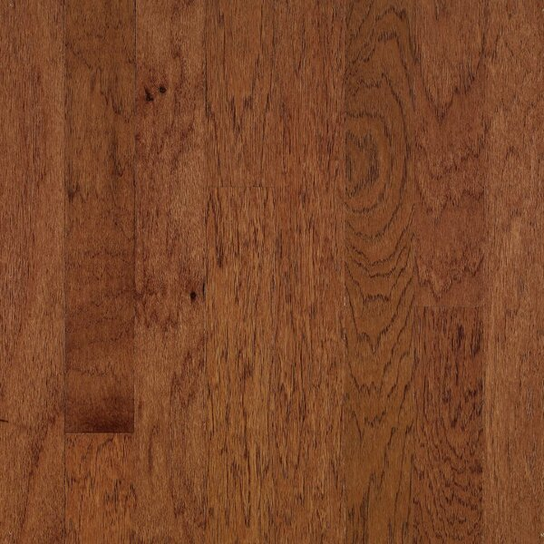 Turlington 5 Engineered Hickory Hardwood Flooring in Low Glossy Brandywine by Bruce Flooring