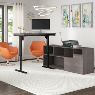 Prattsburgh Reversible Standing Desk Converter