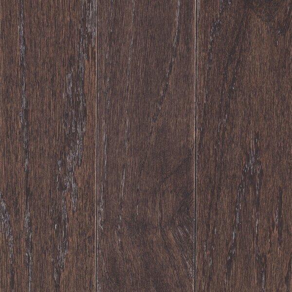 American Loft Random Width Engineered Oak Hardwood Flooring in Wool by Mohawk Flooring