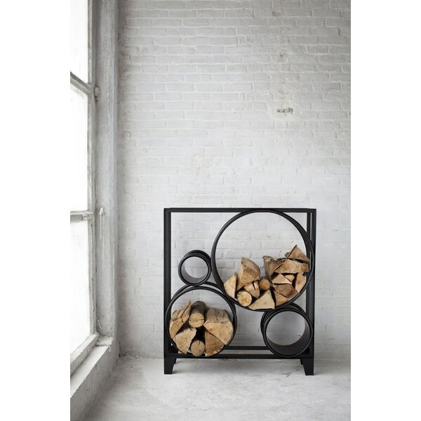 Oliver Firewood Log Rack by Union Rustic