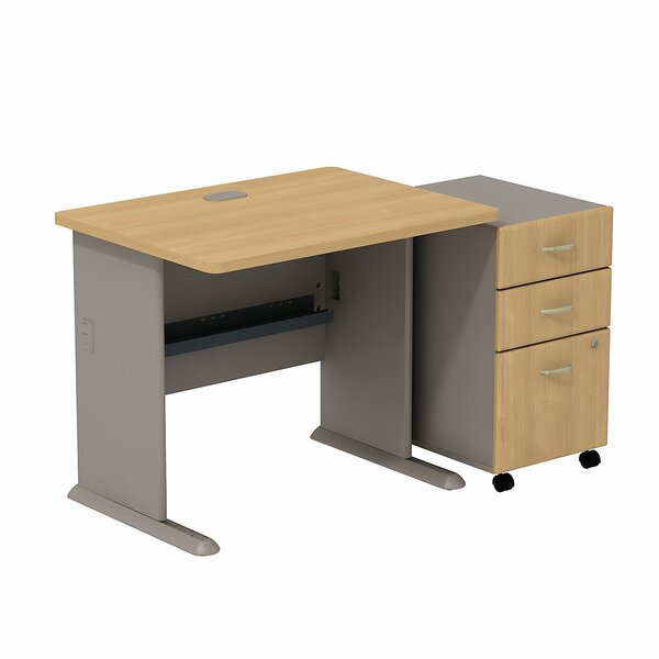 Series A Desk by Bush Business Furniture