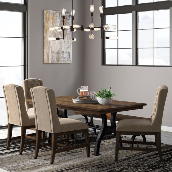 Gaener 6 Piece Dining Set by Trent Austin Design Trent Austin Design